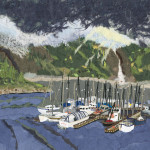 Douglas Harbor 11x14