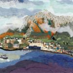 Juneau Alaska 8x10